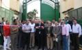 الخشت يفتتح المرحلة الأولي من تجديدات المدينة الجامعية بجامعة القاهرة برفقة مجلس الجامعة