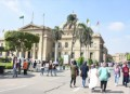 وصول 3 أفواج جديدة من العائدين من الخارج لجامعة القاهرة