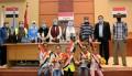د. الخشت: قافلة جامعة القاهرة في حلايب وشلاتين وأبو رماد نجحت في تقديم خدماتها المجانية للمواطنين بالمناطق الحدودية