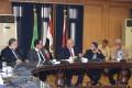 رئيس جامعة القاهرة يعقد اجتماعًا لمتابعة سير العمل بمشروعات تطوير مستشفيات أبو الريش للأطفال