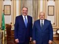 رئيس جامعة القاهرة يستقبل السفير السعودي بالقاهرة ويبحثان أوجه التعاون المشترك في الملف التعليمي والثقافي