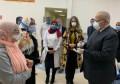 رئيس جامعة القاهرة يتفقد معهد الأورام والفرنساوي وقصر العيني للاطمئنان على اتخاذ الإجراءات الاحترازية لمواجهة فيروس كورونا
