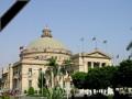رئيس جامعة القاهرة ينعي ضحايا حادث حريق قطار محطة مصر