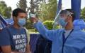 مستشفى الطلبة بالجيزة تستقبل طلاب جامعة القاهرة الجدد لإجراء الكشف الطبي عليهم