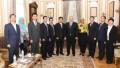 رئيس جامعة القاهرة يلتقي وفداً من محافظة بكين الصينية لبحث سبل التعاون والتبادل الطلابي