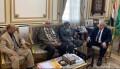 رئيس جامعة القاهرة يلتقي أعلام دار العلوم لمناقشة قضايا تجديد الخطاب الديني والحفاظ على اللغة العربية