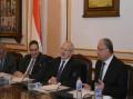 رئيس جامعة القاهرة يستقبل د.سعد الهلالي لمناقشة قضايا تجديد الخطاب الديني