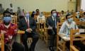 عبدالغفار والخشت يشهدان أول تجربة ناجحة لمنصة جامعة القاهرة التعليمية الذكية