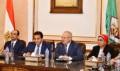 د. الخشت: هدفنا التفاعل مع الطلاب ومنحهم كل الاهتمام وتحقيق مصالحهم وفق القوانين