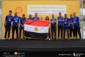 فريق طلابي بهندسة القاهرة يفوز بجائزة الأمان بمارثون
