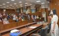 انتظام الدراسة بكليات جامعة القاهرة من اليوم الأول وتدريب الطلاب على استخدام المنصة التعليمية