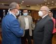 مجلس جامعة القاهرة برئاسة الدكتور محمد عثمان الخشت يعلن ترشيحات الجامعة لجوائز الدولة بأنواعها لعام 2018