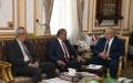 فضيلة الإمام الأكبر شيخ الأزهر ورئيس جامعة الأزهر يدعمان جامعة القاهرة في حادث المعهد القومي للأورام
