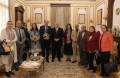 د. الخشت يلتقى بوفد السفارة المغربية جامعة القاهرة توقع اتفاقية تعاون مع معهد الصحافة والتكنولوجيا المغربي