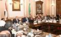 مجلس جامعة القاهرة يستعرض تفوق الجامعة على جامعات أمريكية وكندية