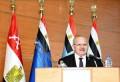 رئيس جامعة القاهرة يشارك في فعاليات