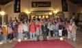 طلاب جامعة القاهرة يشاهدون مسرحية محمد صبحي