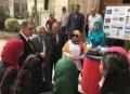علوم القاهرة تنظم معرضًا للتعريف بأهمية التنوع البيولوجي