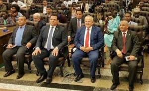 لأول مرة بجامعة القاهرة .. إطلاق نموذج محاكاة البرلمان الأفريقي