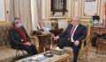 رئيس جامعةالقاهرة في لقائه وزيرة البيئة : التعاون الثنائي في مجالات الحد من المخاطر والمحميات الطبيعية ومعالجة النفايات الطبية