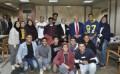 رئيس جامعة القاهرة يتفقد سير العمل بالمكتبة المركزية الجديدة والخدمات المقدمة للطلاب والباحثين