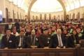 رئيس جامعة القاهرة يستعرض تقريراً حول الأنشطة المقدمة للطلاب خلال الفصل الدراسي الأول