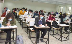 كليات جامعة القاهرة ملتزمة بخطة الوقاية من فيروس كورنا المستجد