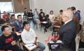 د. الخشت : نحب طلاب الصين بقدر حبهم لمصر ونكرم ضيافتهم كأبنائنا