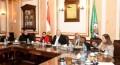 الخشت: تنفيذ استخدام الشهادات المؤمنة بمركز اللغات الأجنبية بجامعة القاهرة وتصحيح الإمتحانات الكترونياً