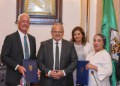 توقيع اتفاقية تعاون بين جامعة القاهرة وجامعة بنسيلفانيا الأمريكية