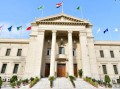 احتفالات بجامعة القاهرة بمناسبة انتصارات أكتوبر