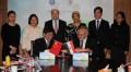 الخشت يوقع إتفاقية بحثية شاملة مع أكبر أكاديمية علمية في الصين