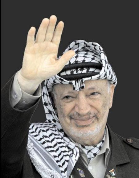 الرئيس الراحل / يــاســر عرفــــات